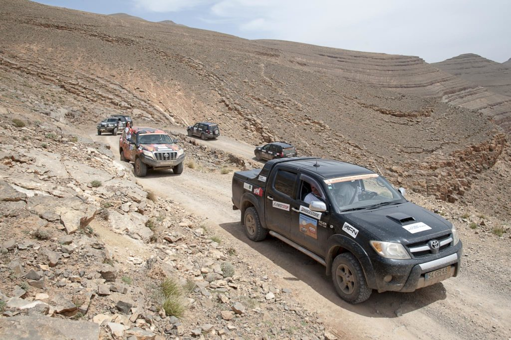 Off Road Bridgestone First Stop Marrocos 2019 1581