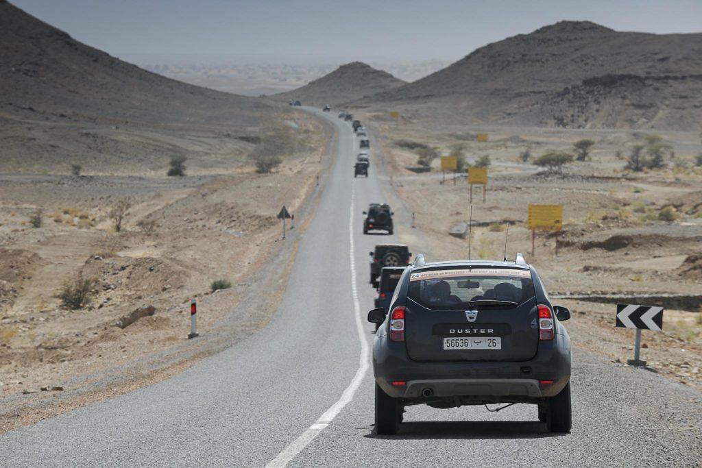 Off Road Bridgestone First Stop Marrocos 2019 2012
