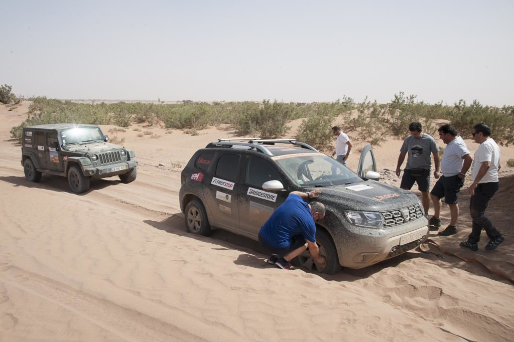 Off Road Bridgestone First Stop Marrocos 2019 2029