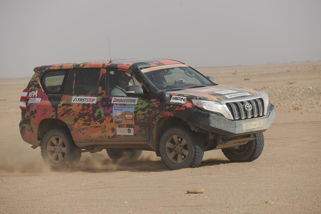 Off Road Bridgestone First Stop Marrocos 2019 2108
