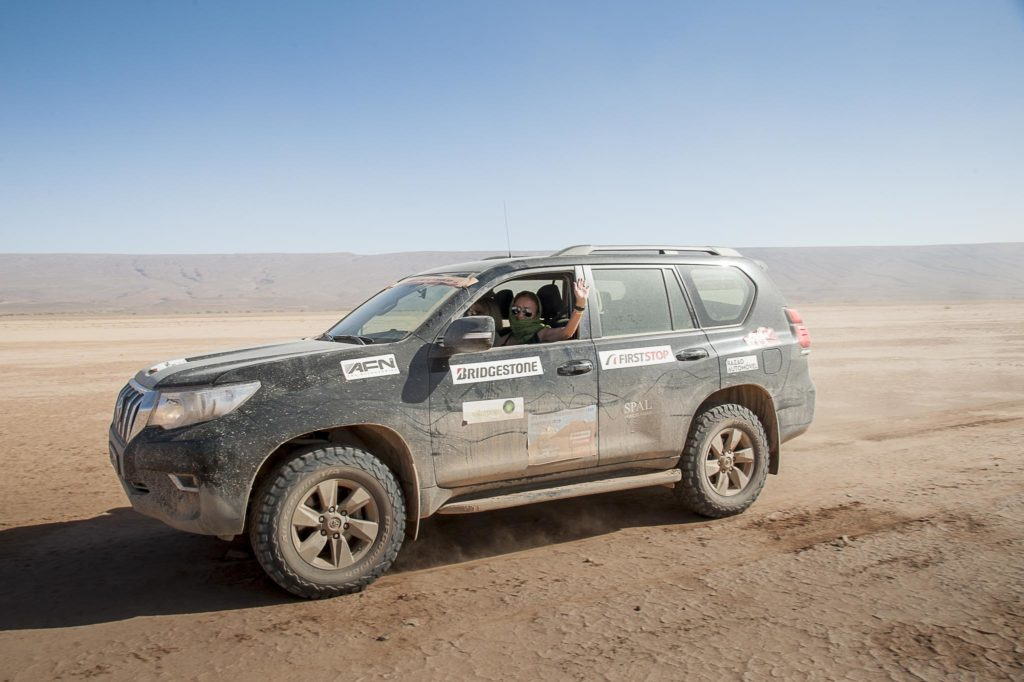 Off Road Bridgestone First Stop Marrocos 2019 2355