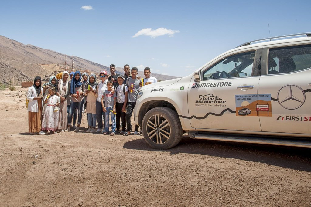 Off Road Bridgestone First Stop Marrocos 2019 2404