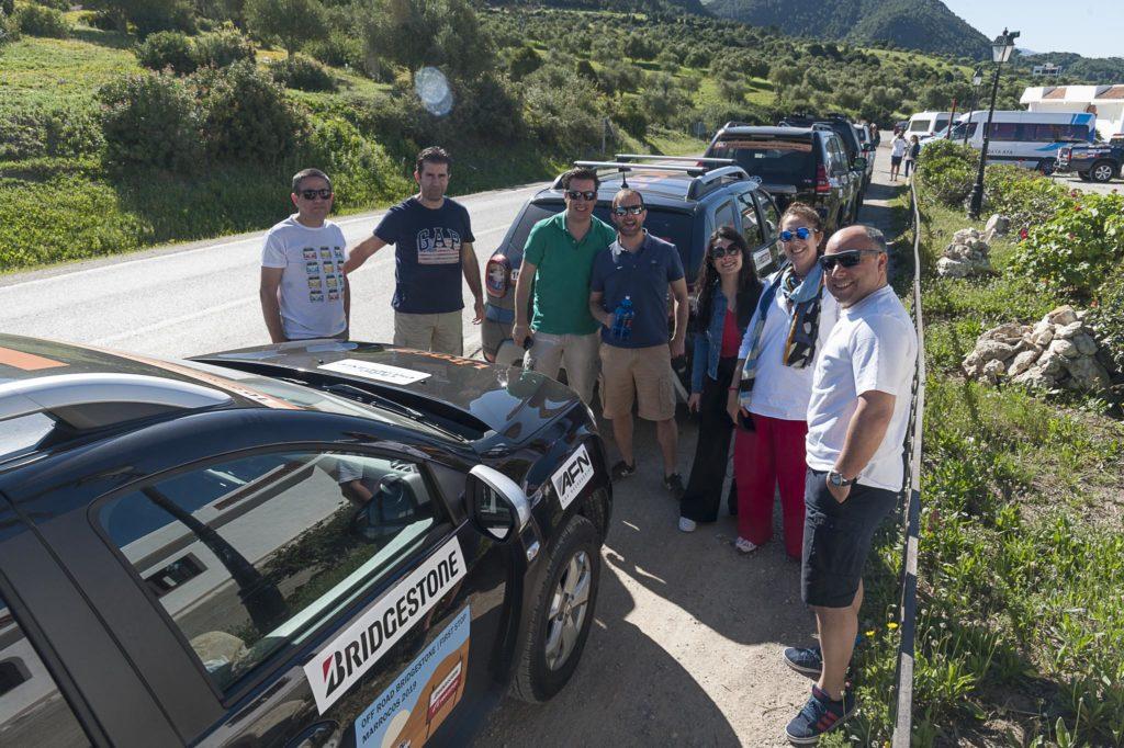 Off Road Bridgestone First Stop Marrocos 2019 350