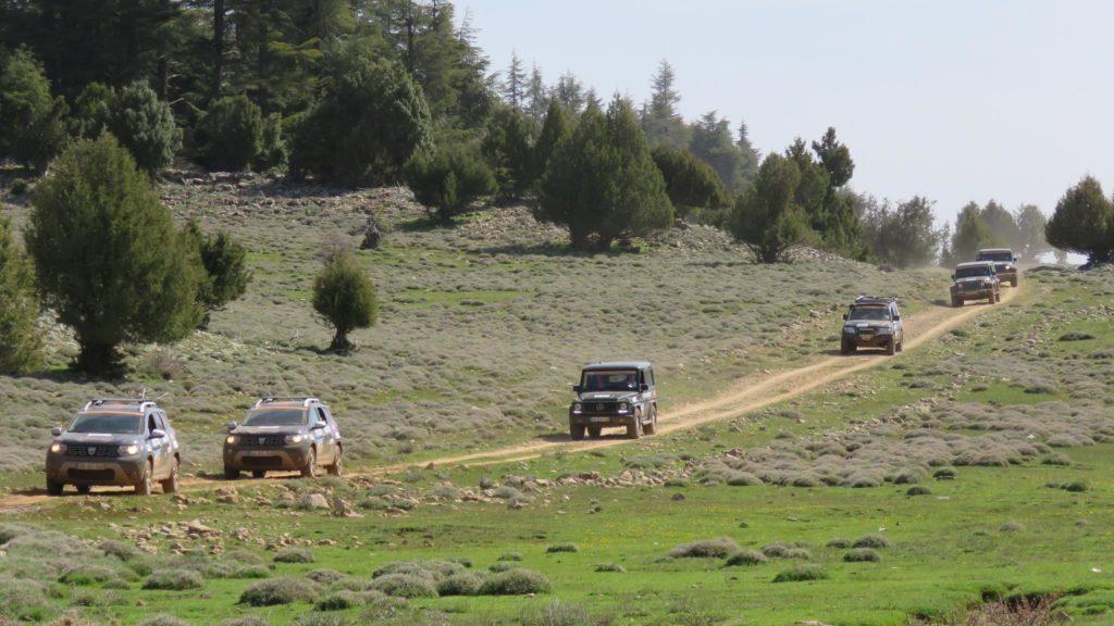 Off Road Bridgestone First Stop Marrocos 2019 NA 157