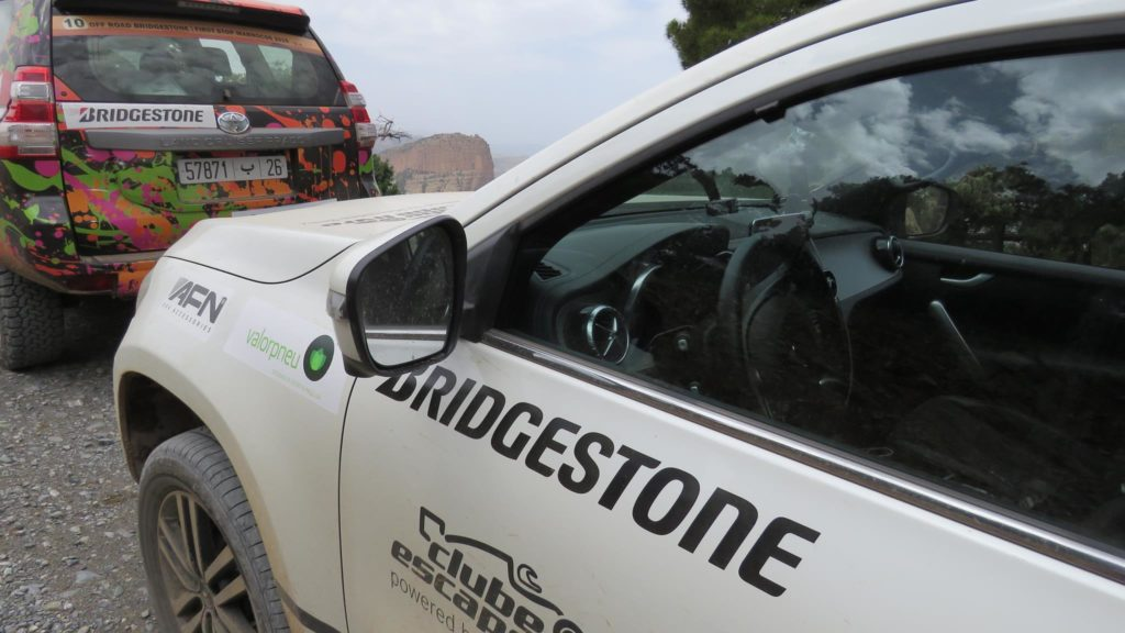 Off Road Bridgestone First Stop Marrocos 2019 NA 303