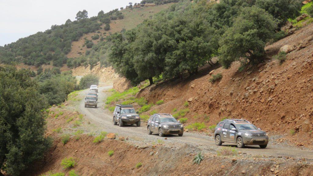 Off Road Bridgestone First Stop Marrocos 2019 NA 307