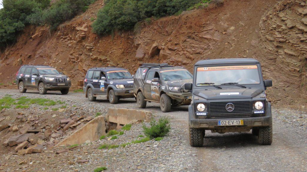 Off Road Bridgestone First Stop Marrocos 2019 NA 315