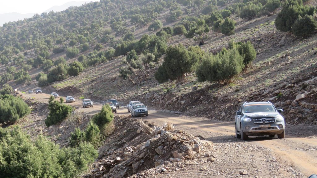 Off Road Bridgestone First Stop Marrocos 2019 NA 462