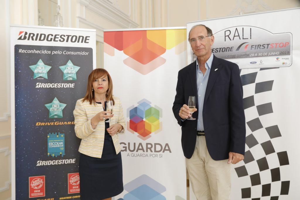 Apresentação Rali Bridgestone First Stop Guarda 2019 26