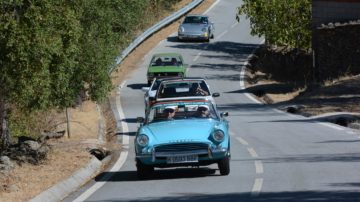 Classic Cars Tour 5