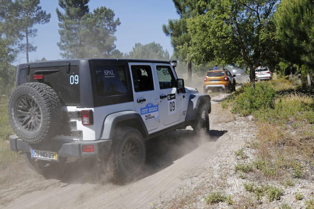 Off Road Razão Automóvel 125