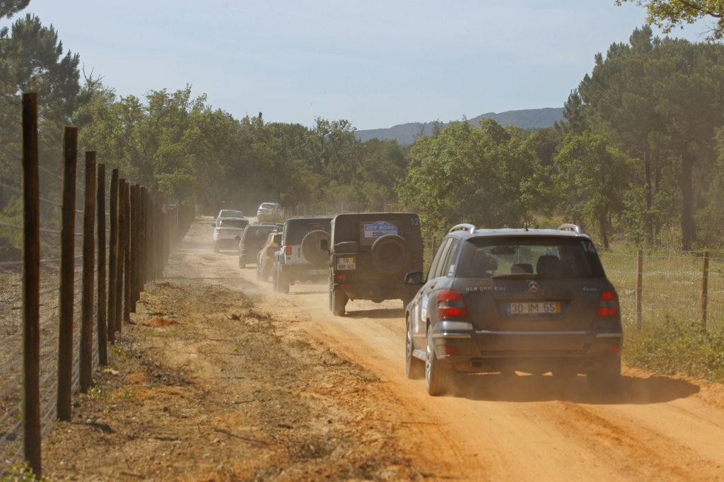Off Road Razão Automóvel 152