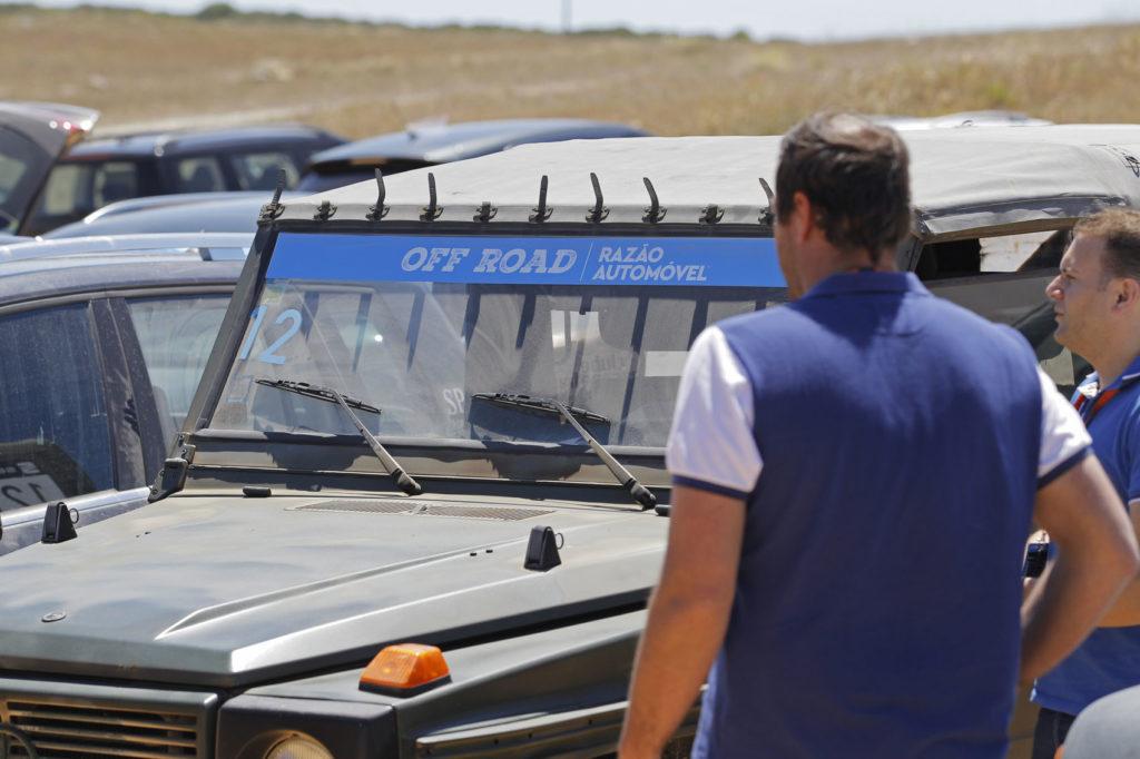 Off Road Razão Automóvel 291