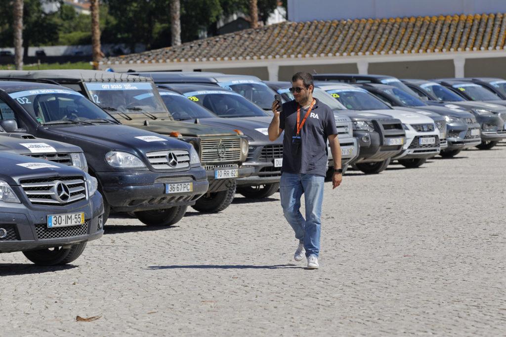 Off Road Razão Automóvel 367