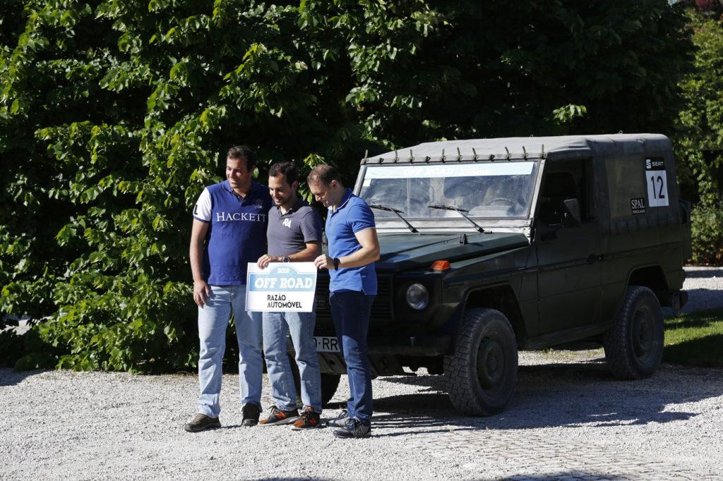 Off Road Razão Automóvel 48