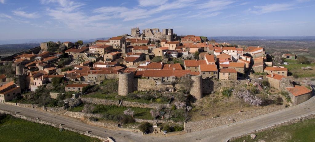 Aldeia de Castelo Rodrigo Vista Panorâmica