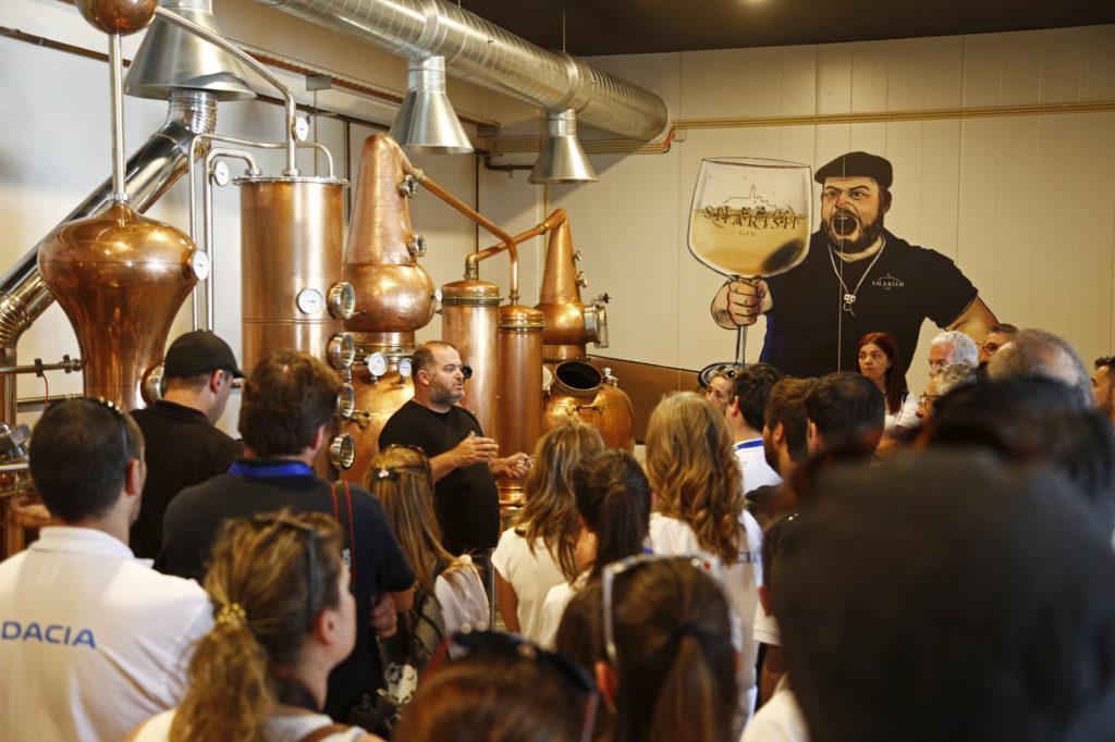 Destilaria Gin Sharish