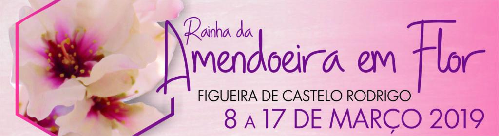 Banner Amendoeiras em Flor Castelo Rodrigo