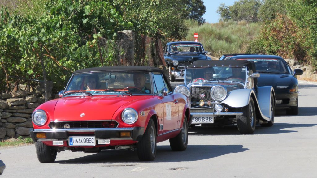 Classic Cars Tour 1