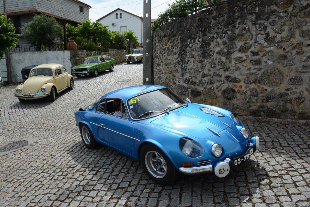 Classic Cars Tour 19