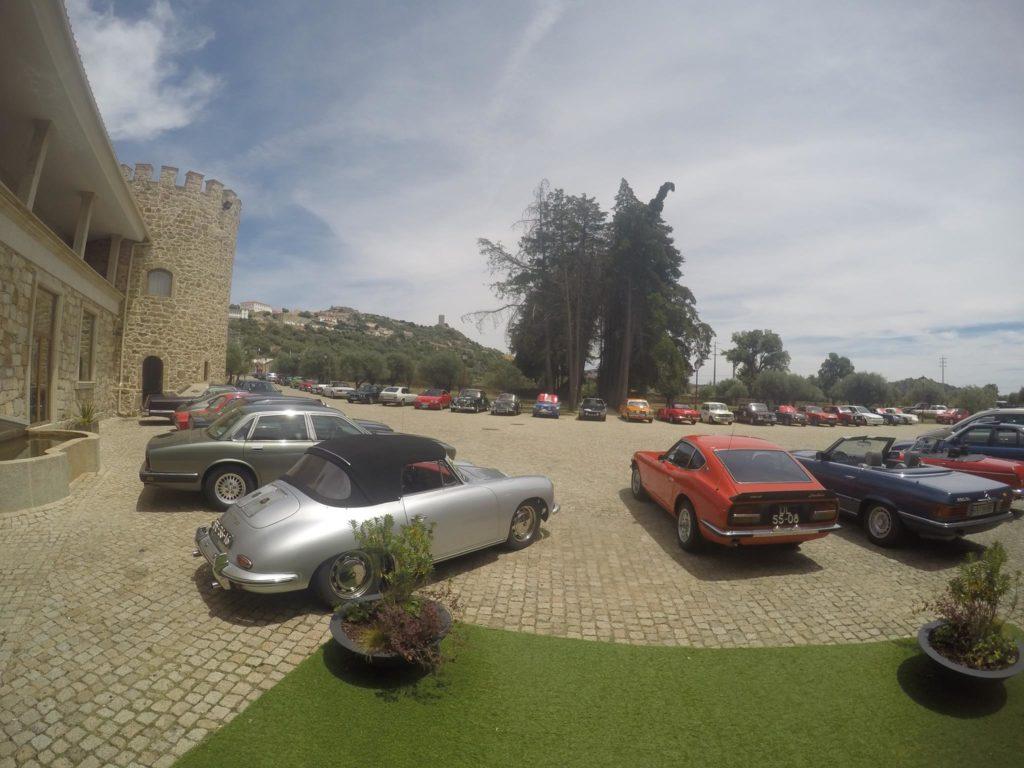 Classic Cars Tour 2019 1