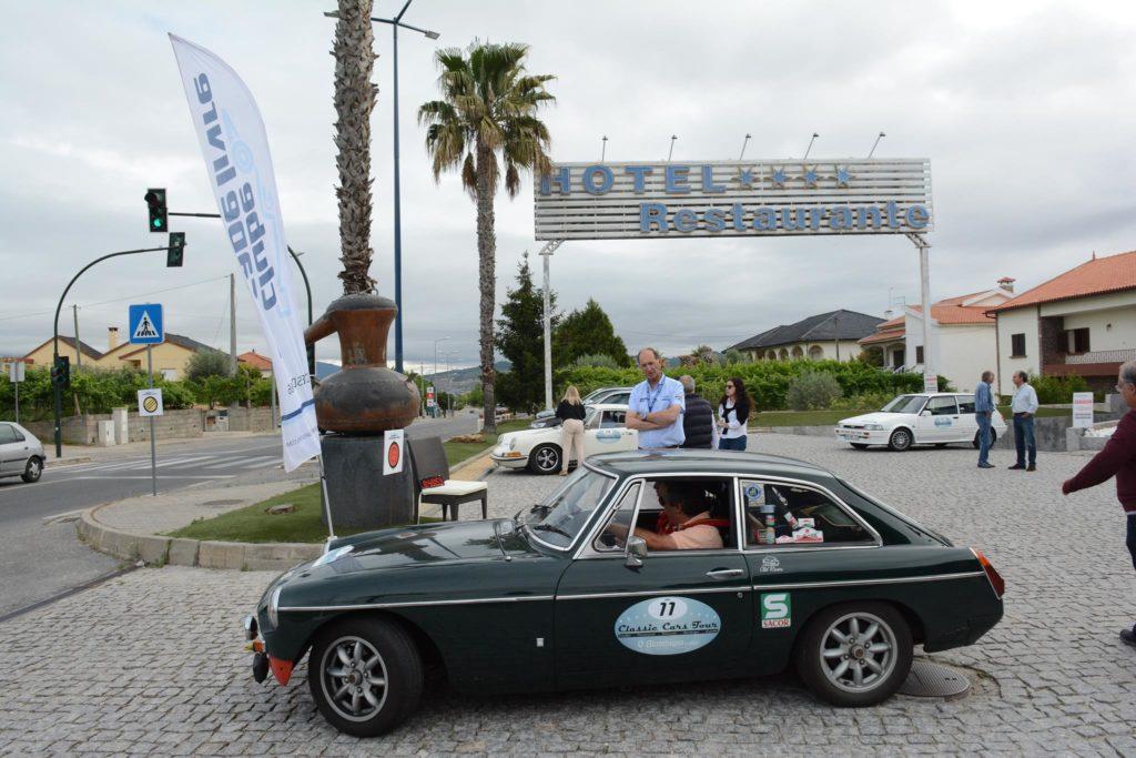 Classic Cars Tour 32