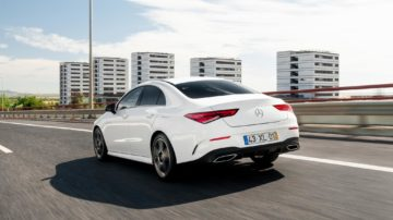 Mercedes CLA Coupe 133