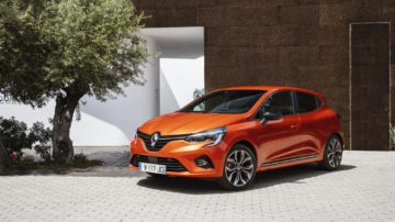 Renault Clio Intens Orange Valencia