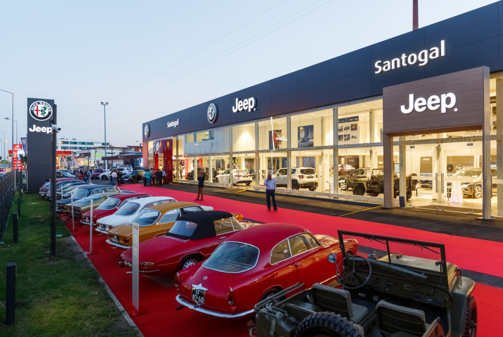 Santogal Estoril Jeep Alfa Romeo 2