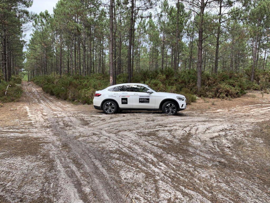8º Mercedes Benz 4MATIC Experience 5