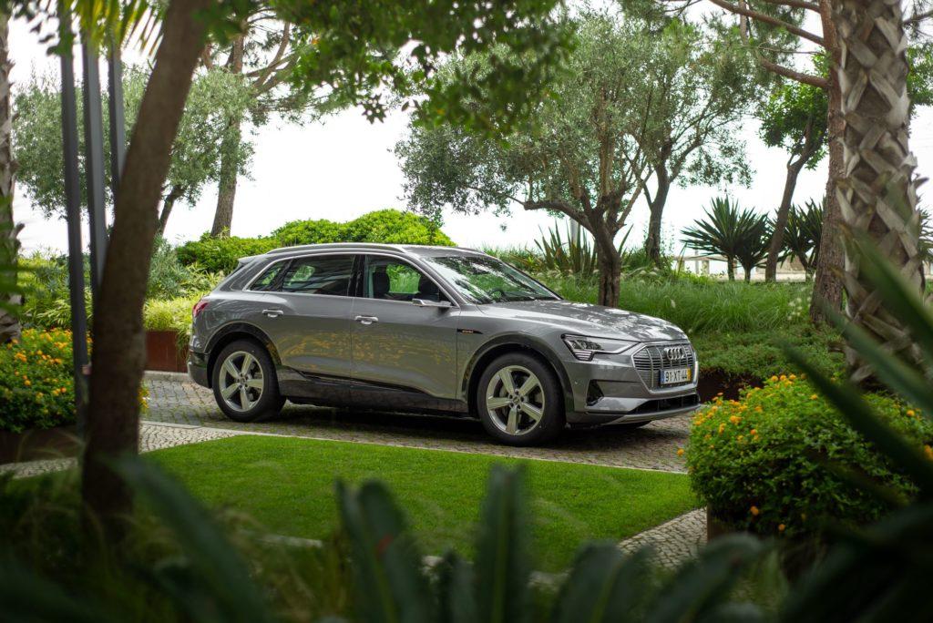 Audi E Tron 9