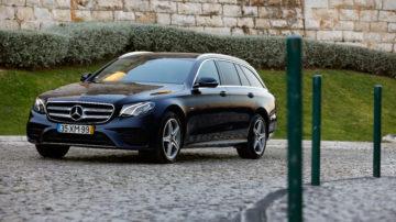 Mercedes Benz E300de 11