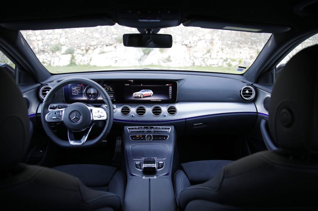 Mercedes Benz E300de 14