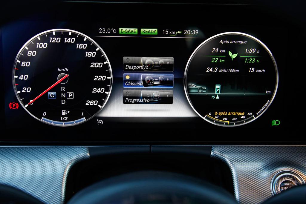 Mercedes Benz E300de 19