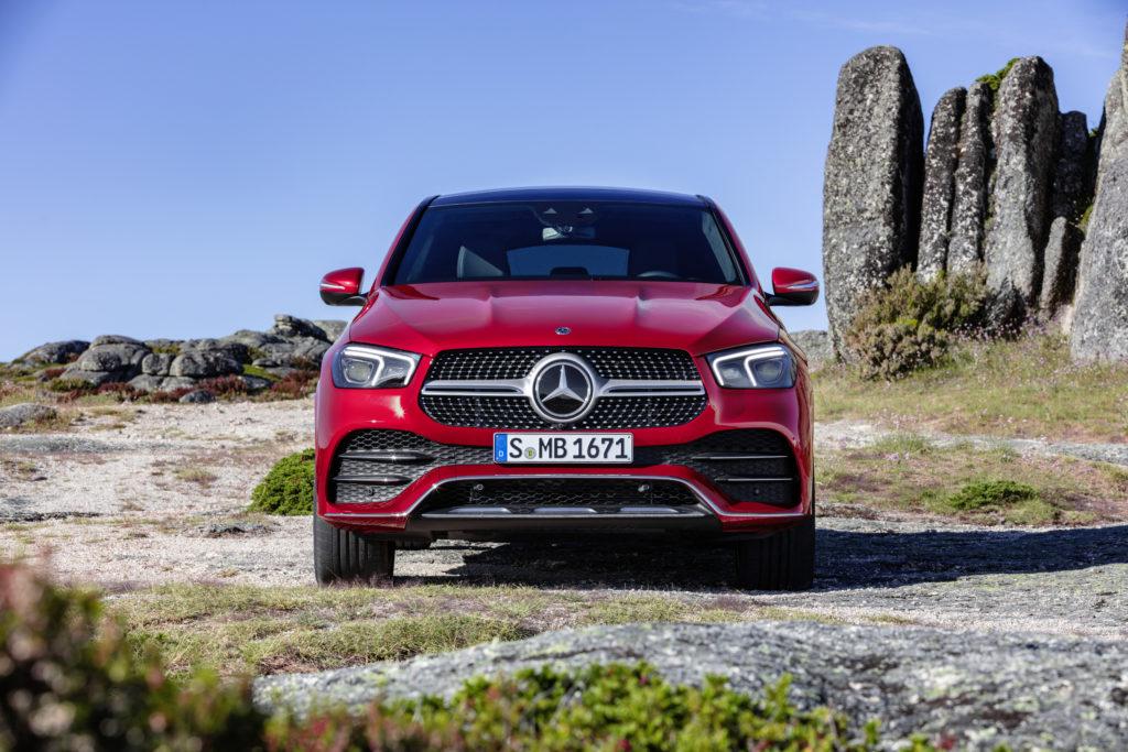 Mercedes Benz GLE Coupé 5