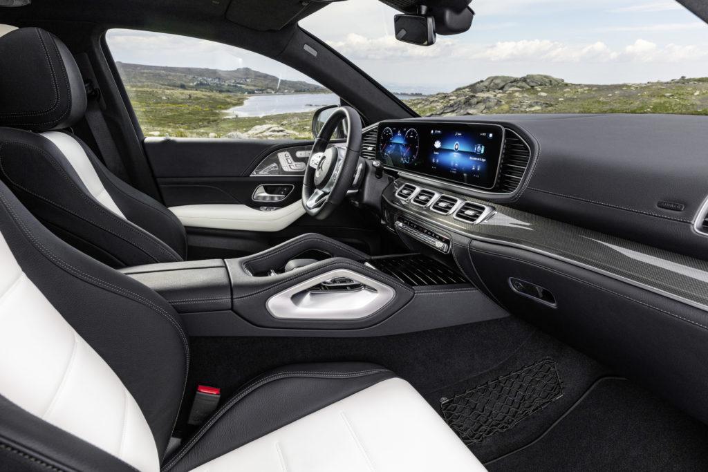 Mercedes Benz GLE Coupé 7