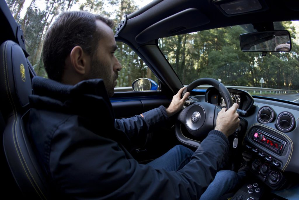 Alfa Romeo 4C Spider Italia 13