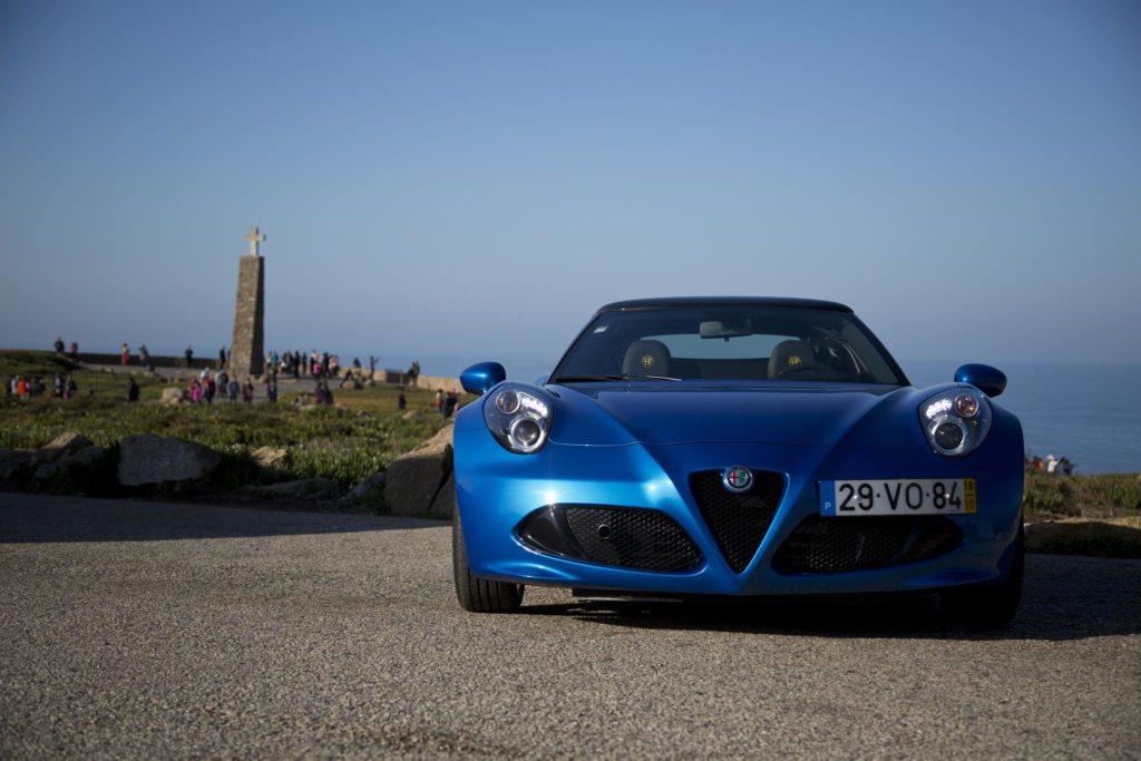 Alfa Romeo 4C Spider Italia 14