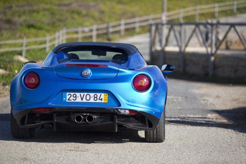 Alfa Romeo 4C Spider Italia 18