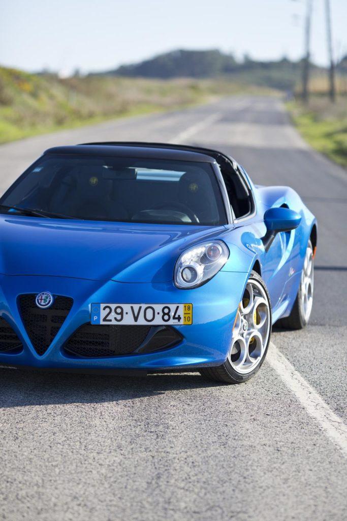 Alfa Romeo 4C Spider Italia 24
