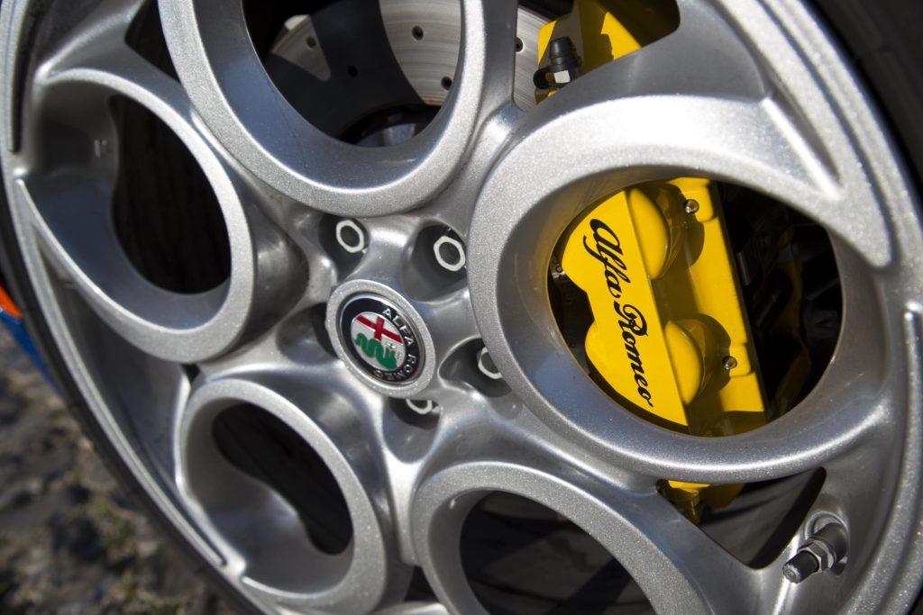 Alfa Romeo 4C Spider Italia 3