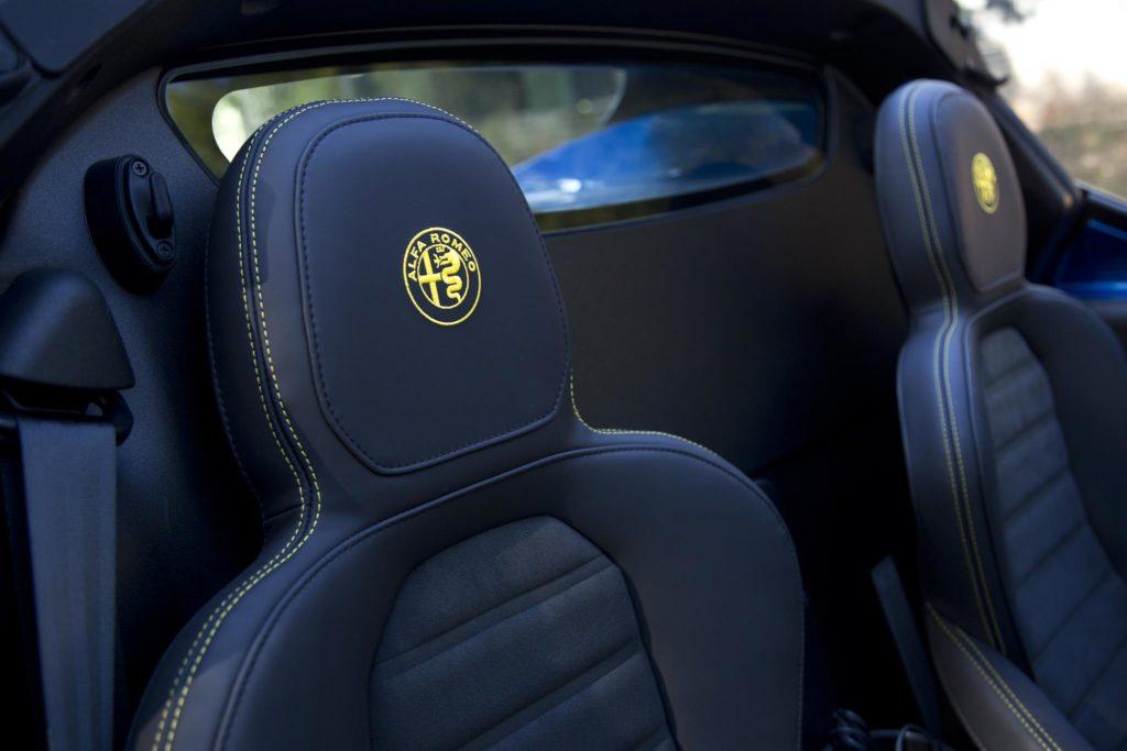 Alfa Romeo 4C Spider Italia 31