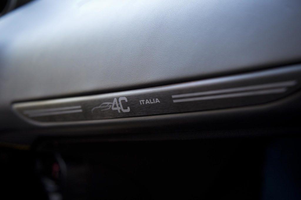 Alfa Romeo 4C Spider Italia 32