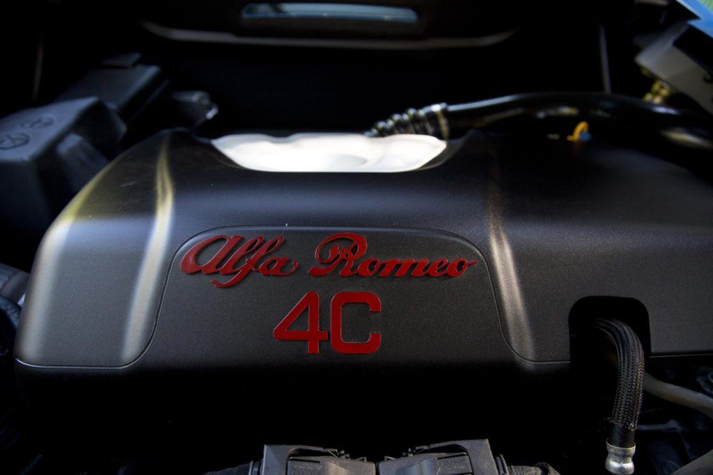 Alfa Romeo 4C Spider Italia 33