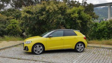 Audi A1 30TFSI 3