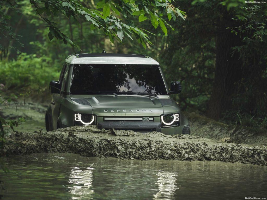 Land Rover Defender 90 3