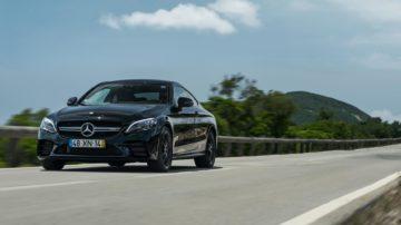 Mercedes AMG C43 25