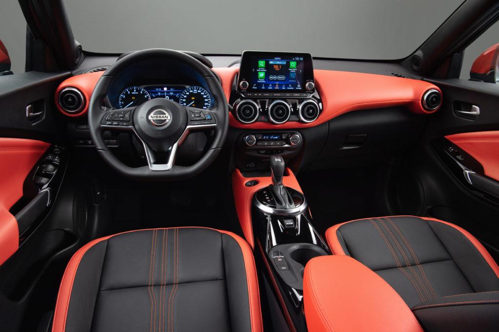 Nissan Juke 2019 4