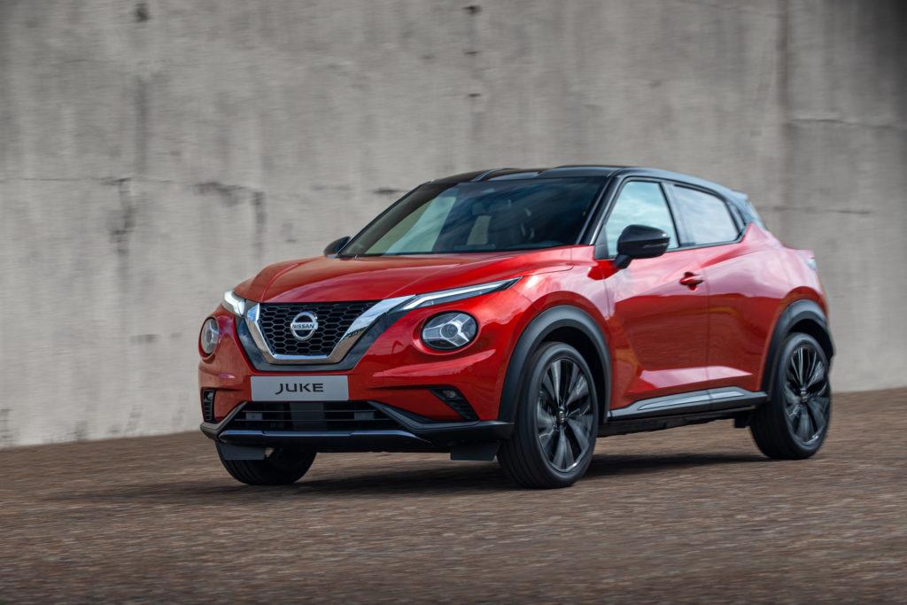 Nissan Juke 2019 8