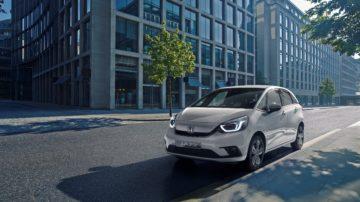 Honda Jazz e HEV 2020 2